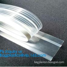 accessories packaging pe zipper bag stand up pouch with zipper, Custom EVA slider zipper waterproof, PVC,PP,PE,EVA Zipper