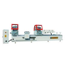 Scie de coupe en aluminium à double tête CNC