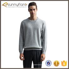Нестандартная конструкция 100 кашемир модель мужские пуловеры свитера на продажу