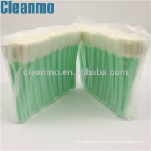 Manufacturer Factory Foam Tip Cleaning Swabs General-purpose Cleanroom Sponge swab 712 for PCB LENS