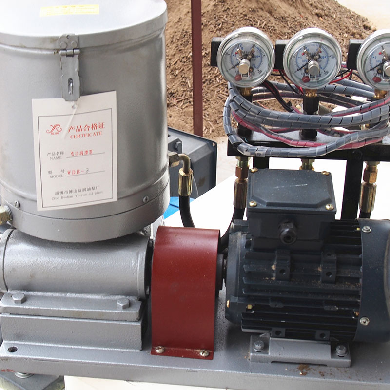 oil pump of wood pellet machine