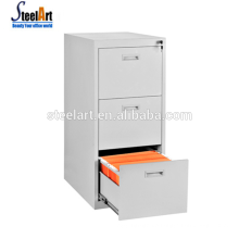 3 drawer steel file cabinet