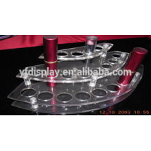 Clear Acrylic Display for Lipstick