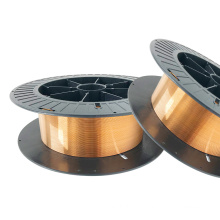 High Efficiency For Brazing Free Sample Available Red Copper Welding Wire