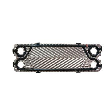 Placa intercambiador de calor M3 con junta para Alfa Laval