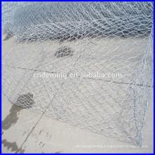 alibaba high quality corrosion resistance hexagonal galvanized gabion boxes
