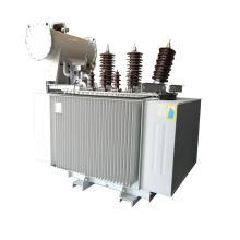 Station de transformateur de puissance immergée dans l'huile