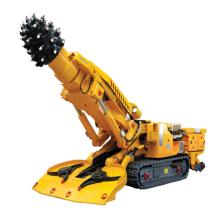 EBZ320 Heavy duty hard rock drilling coal mine roadheader tunnel boring machine