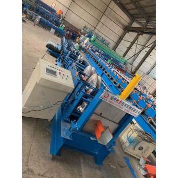 Aluminium Water Dakgoot Roll Forming Machine