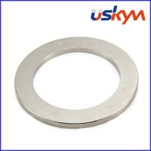 N35 aimants à anneaux en néodyme au nickel (R-008)