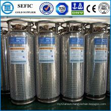 2014 Low Pressure Welded Steel Liquid Nitrogen Cylinder (DPL-450-175)