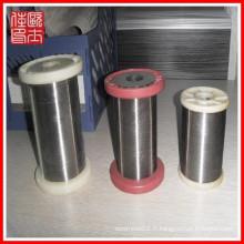 Fil en acier inoxydable Hebei de 0,25 mm