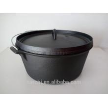 Походное железо растительное масло голландская печь