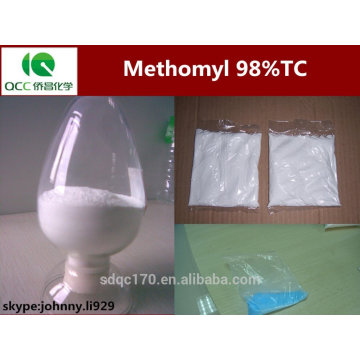 Methomyl/Thiodicarb/Lannate 98%TC (agrochemical:insecticide/pesticide) ,cas:16752-77-5-lq