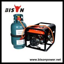 BISON (CHINA) gasbetriebener elektrischer Generator