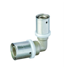 Press Fitting of Elbow for Multilayer Pipe