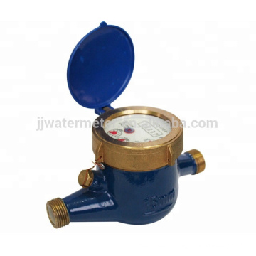 "1/2 "" (DN15 )Brass Multi-jet Dry-type Digital Smart Water Meter"