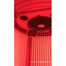 Newest Healthy Sunbed Skin Tanning Vertical for Body Solarium Cabin