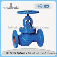 Válvula de Globo de baixa pressão de ferro dúctil
