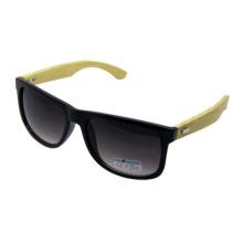 Vintage Moda gafas de sol de bambú (sz5760)