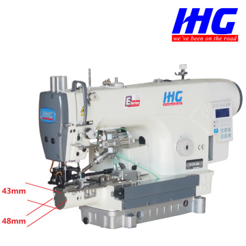 IH-G35-5P Lockstitch botten Hemming Machine Direct-Drive