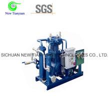 Хвостовой газ / связанный газ / Устьевой газовый компрессор