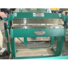 Esf1020A manuell betriebene Blech-Falzmaschine