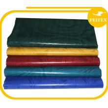 2016 Vente Chaude 100% Coton Bazin Super Riche Guinée Brocart Bazin Tissu Nouveau Design De Mode Fabriqué En Chine