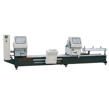 PVC/UPVC & Aluminum  Double head  Mitre Cutting Saw For Window And Door