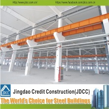 Edificios de estructura de acero de estilo moderno
