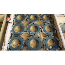 Steet Flanges Duplex Material A182 F53 UNS S32750