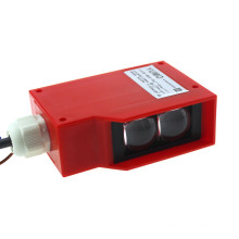E3K100 Series 10m / 20m Square Sensor de proximidad inductivo Sensor fotoeléctrico