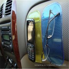 etiqueta engomada del coche de las decoraciones del tablero de instrumentos del coche embalado en parper de la tarjeta amarilla
