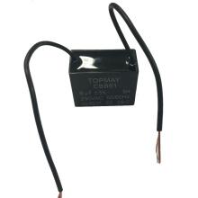 6UF + 5% Condensateur Ventilateur Cbb61 250VAC avec Bonne Qualité et Meilleur Prix