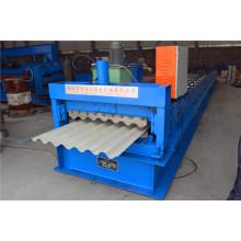 Wellblech-Rollformmaschine