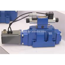 4WRKE32-3X Контрольный пропорциональный клапан управления гидравлическим экструдером