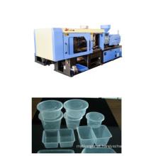 Máquina descartável da modelação por injecção da caixa do alimento (LSV168)