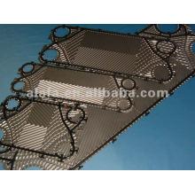 Vicarb 304 placa de intercambiador de calor, intercambiador de calor placas, intercambiador de calor Vicarb