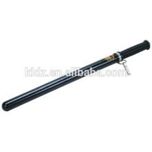 KL-015 Security Rubber Baton para proteção pessoal com fivela