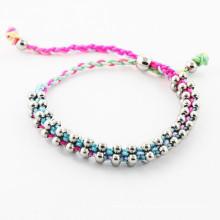 Bracelet en perles de charme en pierre naturelle pour couples