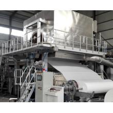 Máquina de papel higiénico