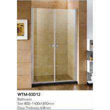 Образец душевая дверь для ванной комнаты wtm в 03D12