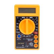 Multímetro digital DC Multímetro de frecuencia de diodo de voltaje CA