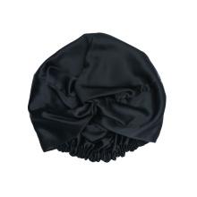 Capó de seda personalizado con diseño de logotipo personalizado