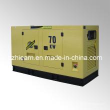 Wassergekühlter Dieselaggregat Silent Type CUMMINS Motor (GF2-70KW)