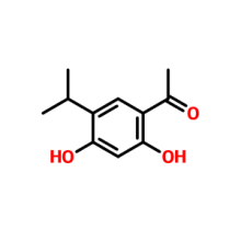 747414-17-1 Ethanone, 1-[2,4-dihydroxy-5-(1-methylethyl)phenyl]-