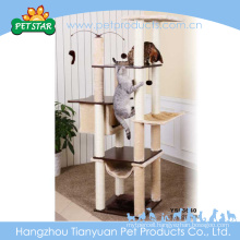 Wholesale Alibaba Cat Scratcher Cat Tree