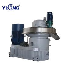 YULONG Equipment for Dealing Biomass Pellets