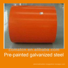 Pre-Painted Galvanized Steel coil, RAL