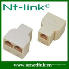 Adaptador NT-Link Cat5e UTP Triplex